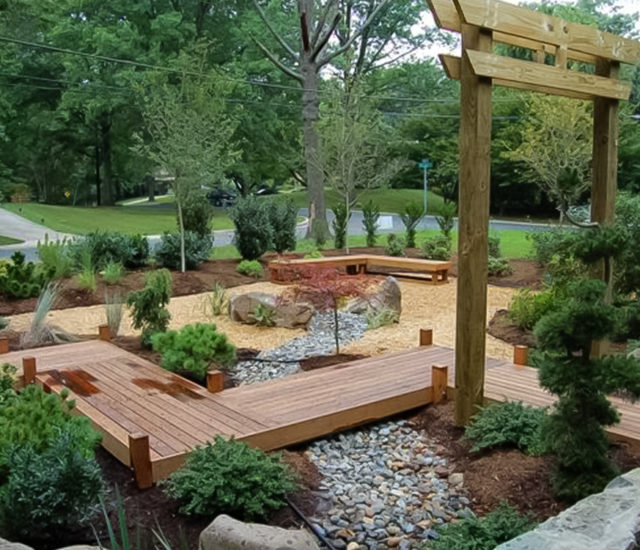 Contemporary Landscape Design – Front Yard (img_24)